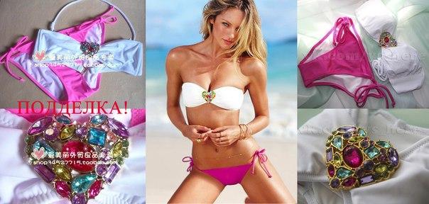 Как отличить оригинал от подделки Victoria s Secret ce665d9a880fb